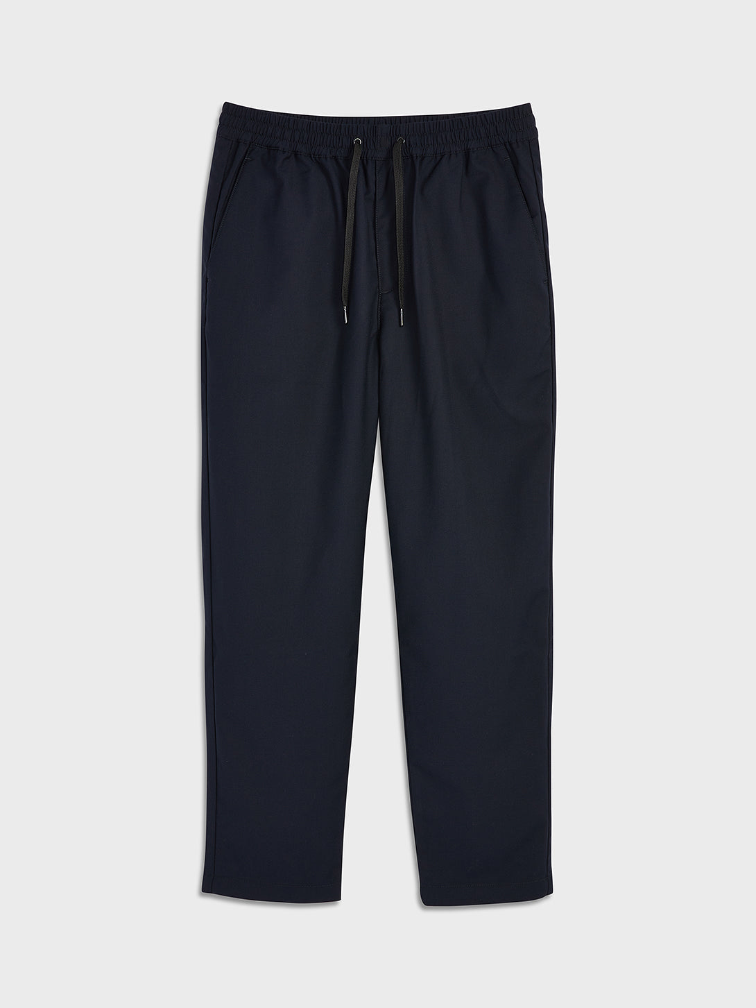 ONS Clothing Men's EMLYN CANVAS JOGGER in NAVY