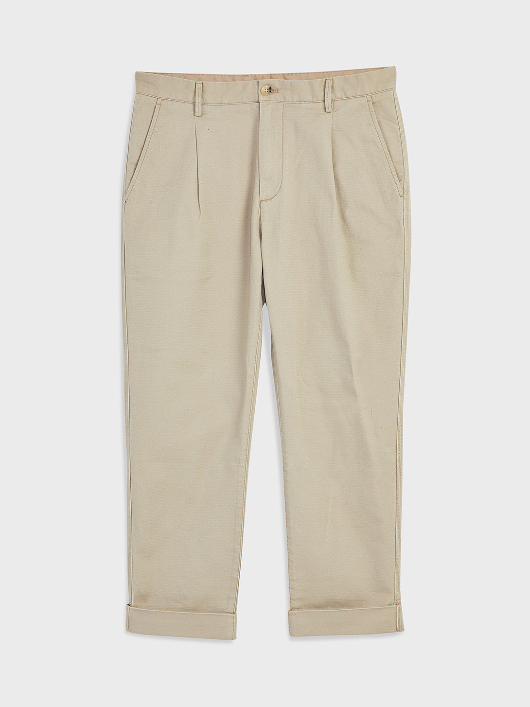 ONS Clothing Men's MODERN CHINO in KHAKI