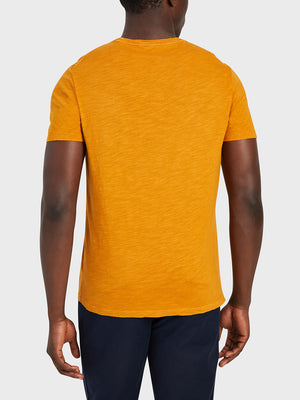 ONS Clothing Men's tee in CATHAY SPICE