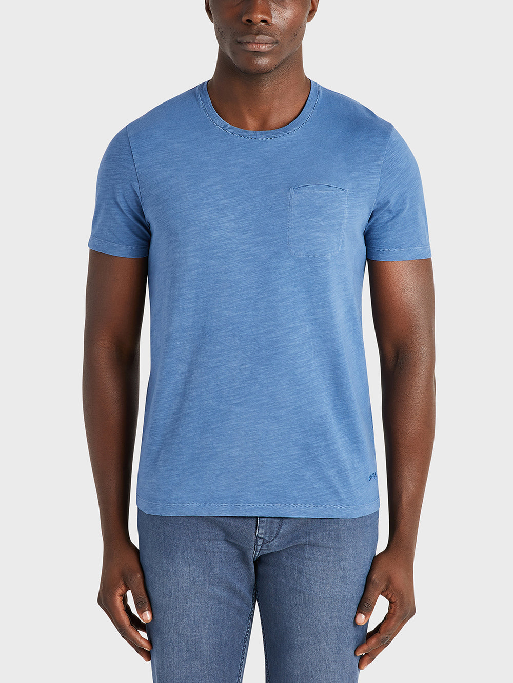 black friday deals ONS Clothing Men's tee in COBALT BLUE