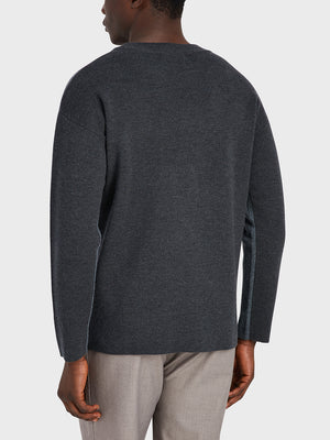 black friday deals ONS Clothing Men's sweater in GREY