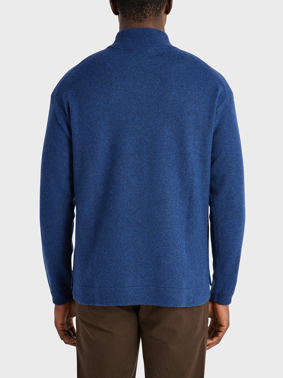 ONS Clothing Men's sweater in COBALT BLUE black friday deals