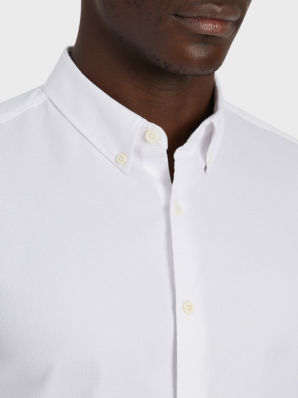 ONS Clothing Men's shirt in WHITE black friday deals