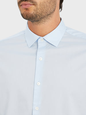 ONS ADRIAN PINPOINT OXFORD SHIRT LT. BLUE