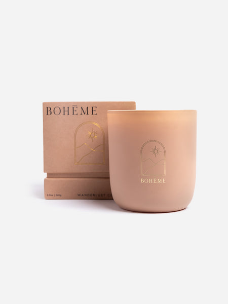 Havana candle for men and women unisex boheme