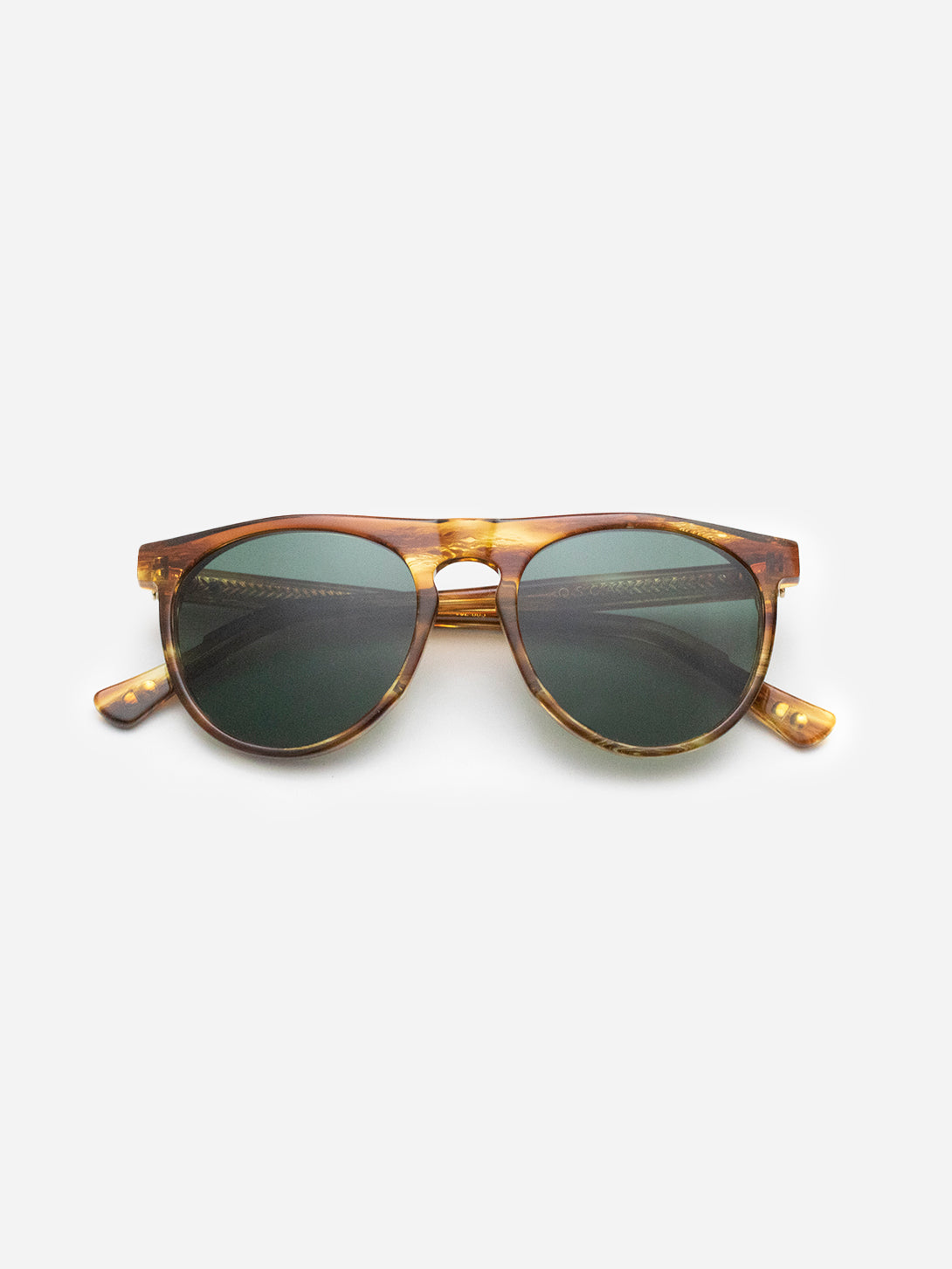Havana Olive Otis Men's Oscar Deen sunglasses ONS Clothing