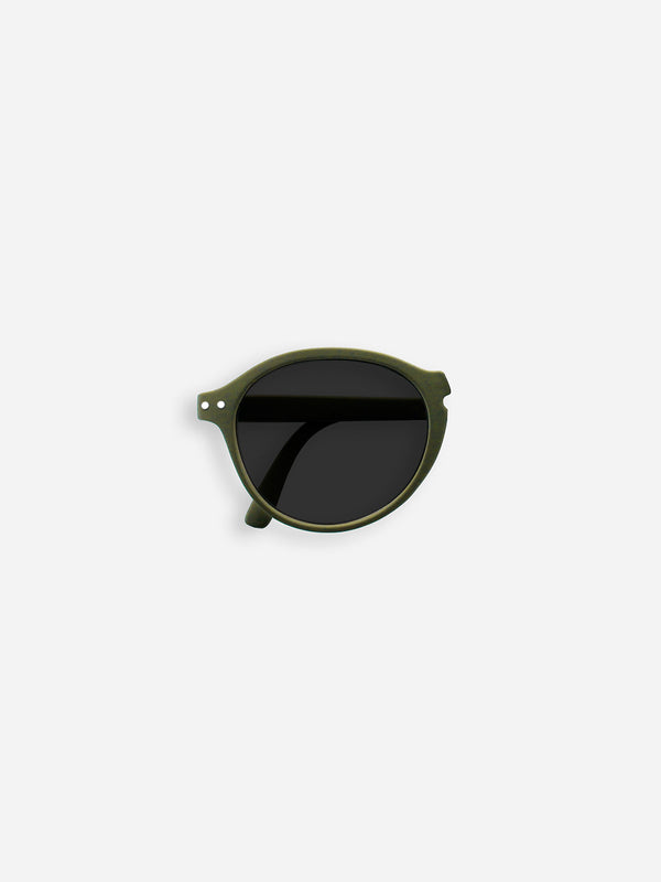 IZIPIZI SOFT GREY LENSES (FOLDABLE) Khaki Green