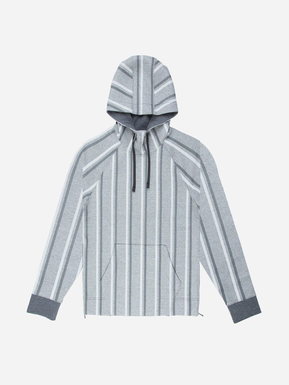 GREY H STRIPE hoodie for men ons clothing rover hoodie black friday deals