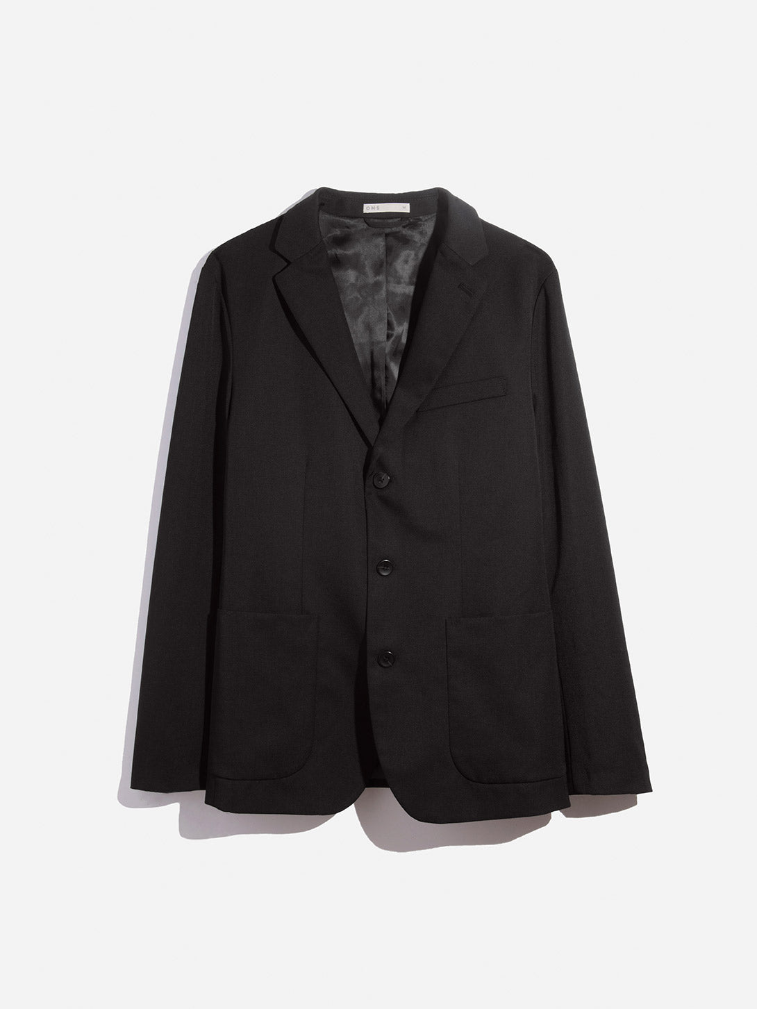 JET BLACK blazer for men miles blazer ons clothing