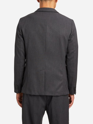 DARK GREY blazer for men miles blazer ons clothing