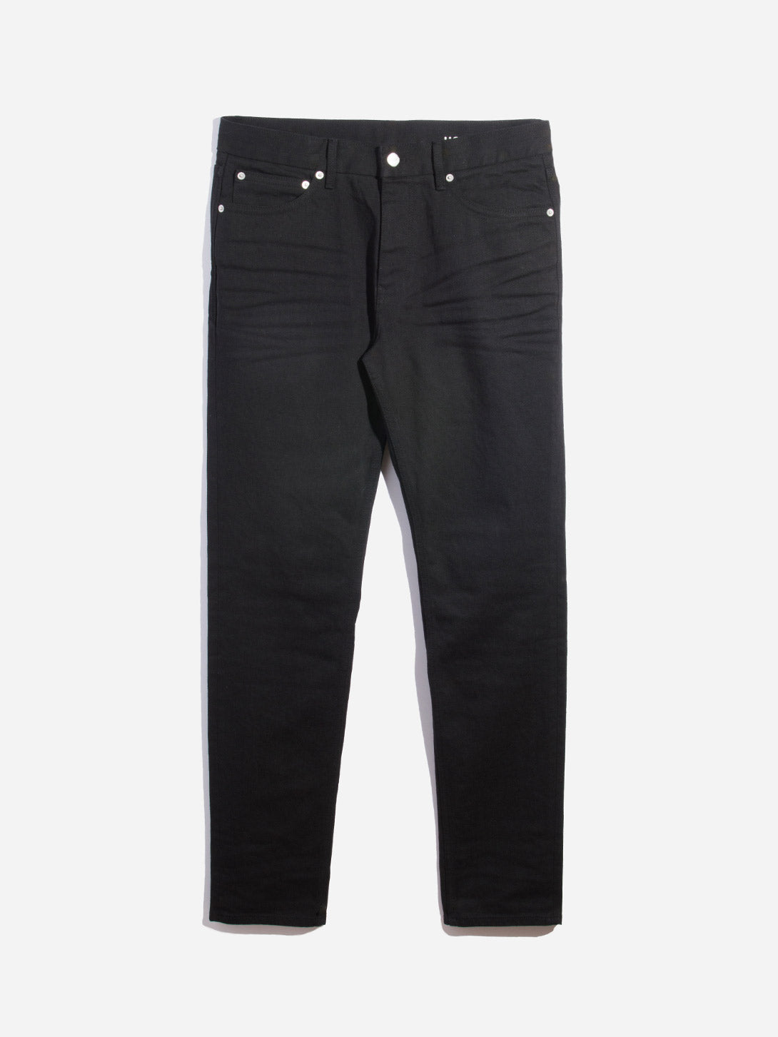 JET BLACK jeans for men denim houstons ons clothing