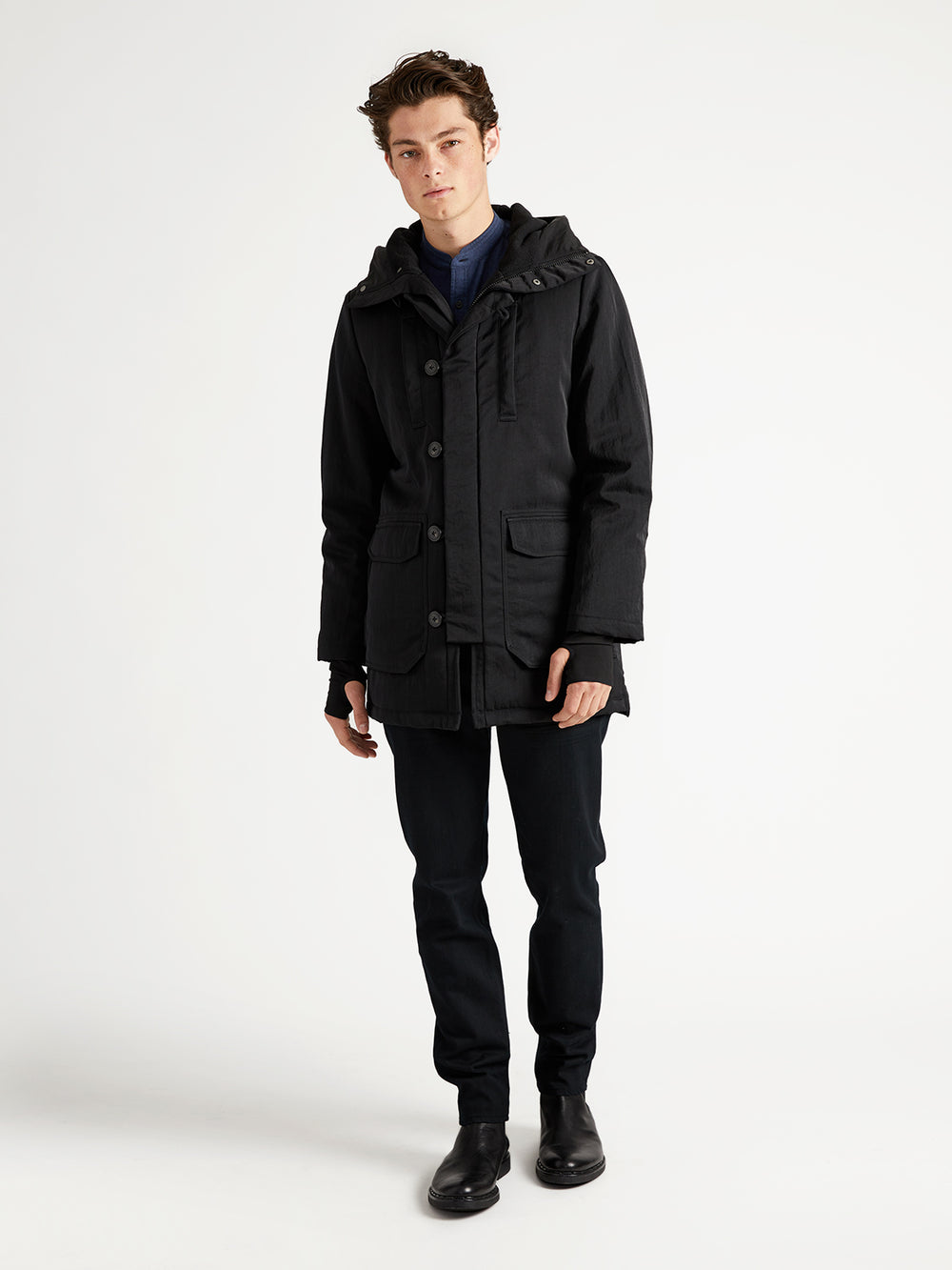 THE EVEREST PARKA