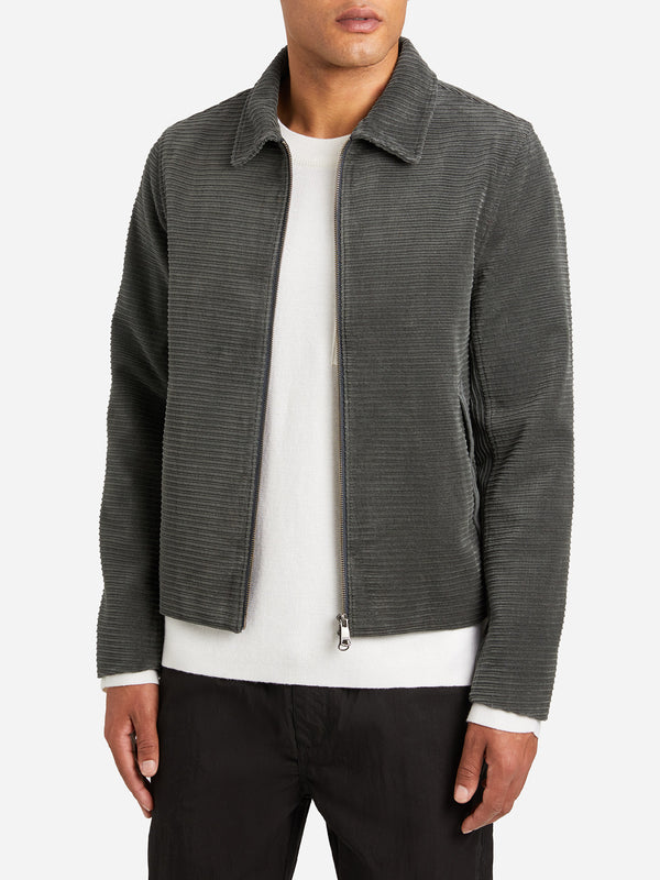 SLATE GREY jackets for men palmer jacket ons clothing