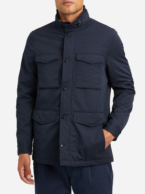 NAVY jackets for men m-65 field jacket blue ons clothing