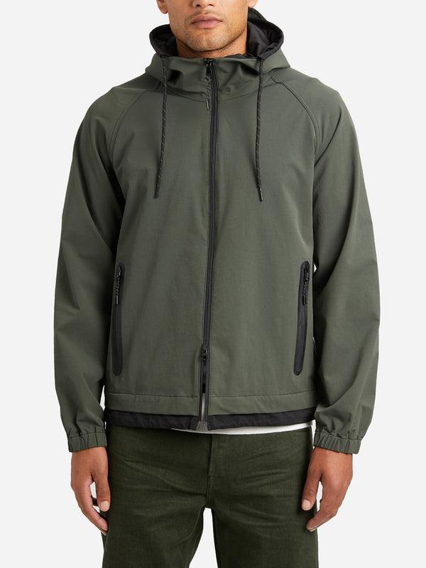 DARK GREEN jackets for men envoy jacket ons clothing