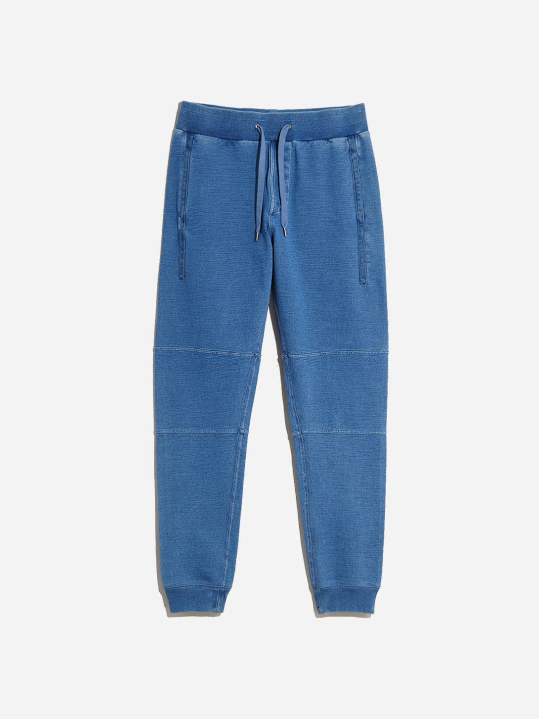 ons garage men's joggers md-indigo