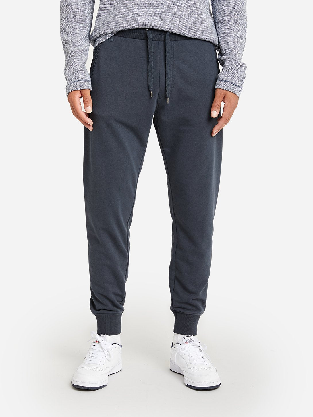 CHARCOAL GREY sweatpants for men ons clothing bklyn jogger