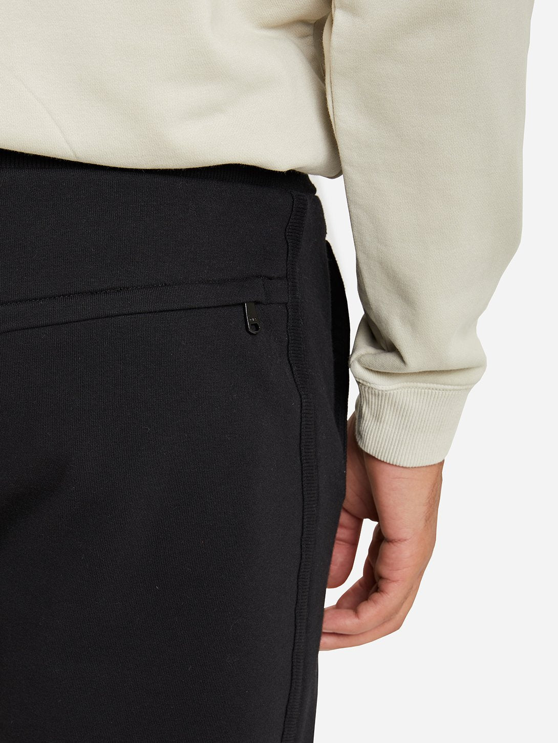 JET BLACK sweatpants for men ons clothing bklyn jogger