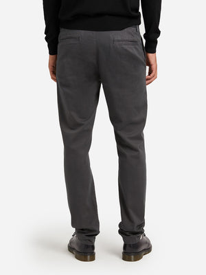 CHARCOAL GREY mens chino pants rider chino ons clothing