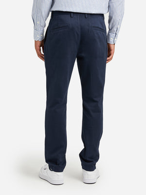 NAVY mens chino pants modern chino blue ons clothing