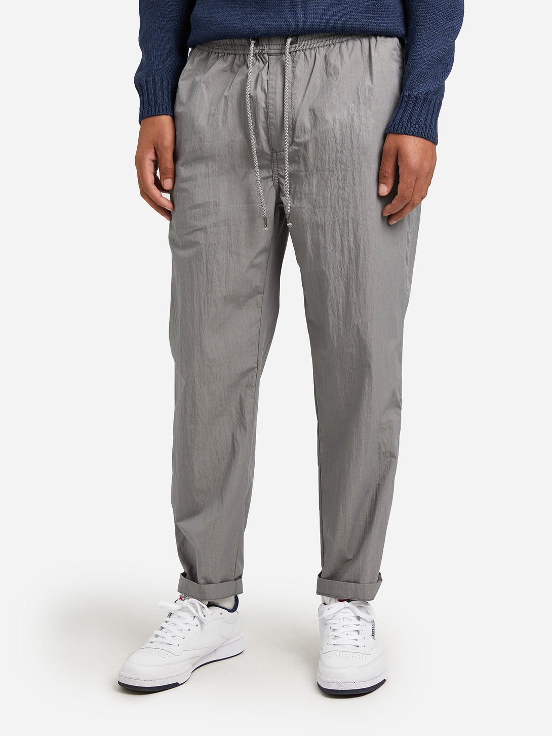 LIGHT GREY mens chino pants crosby pant ons clothing