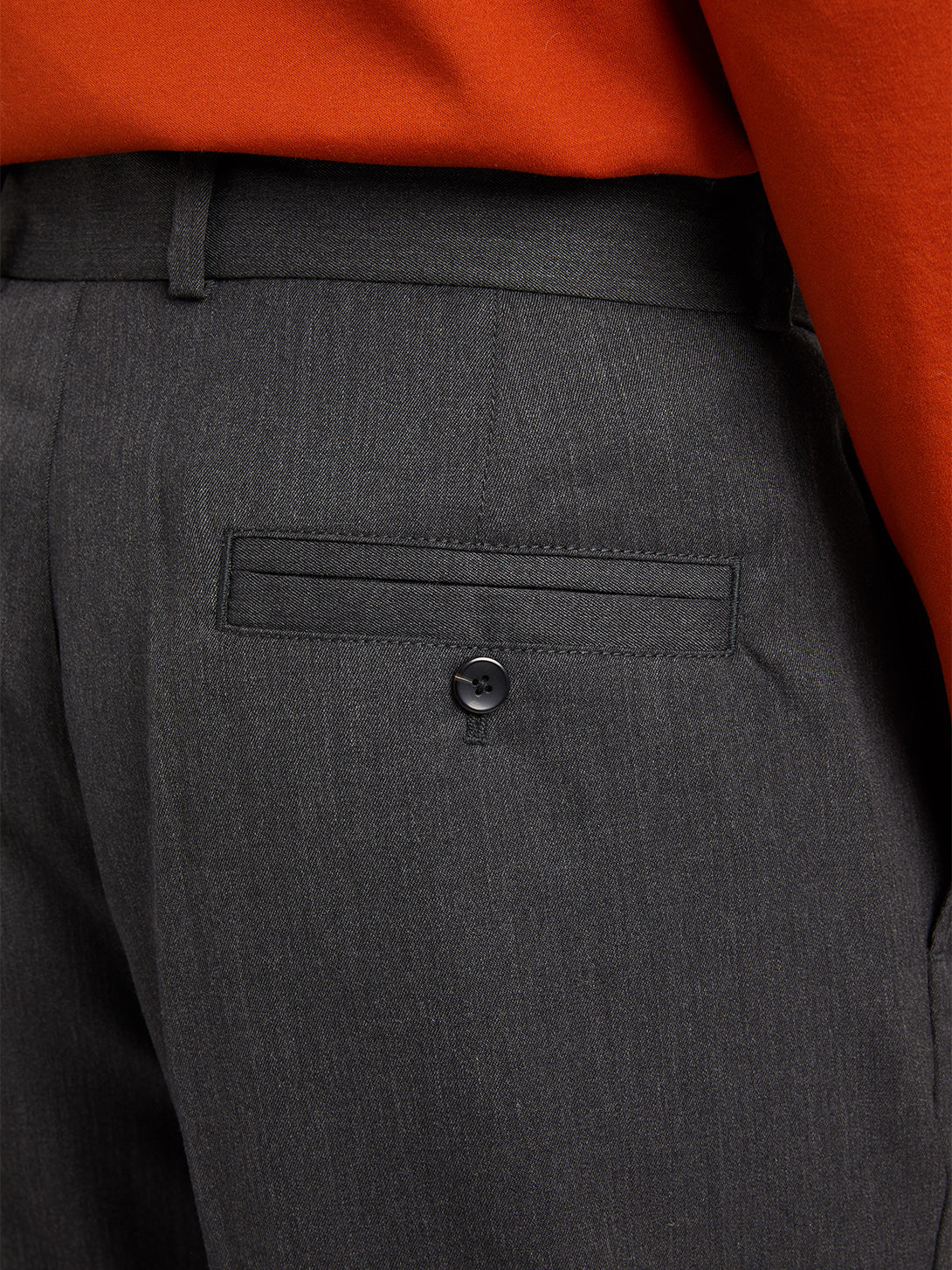 GREY mens trousers nigel trouser ons clothing