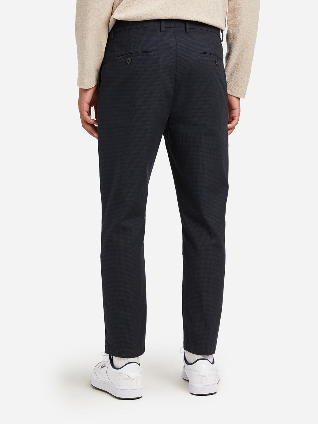 NAVY mens trousers niles trouser ons clothing