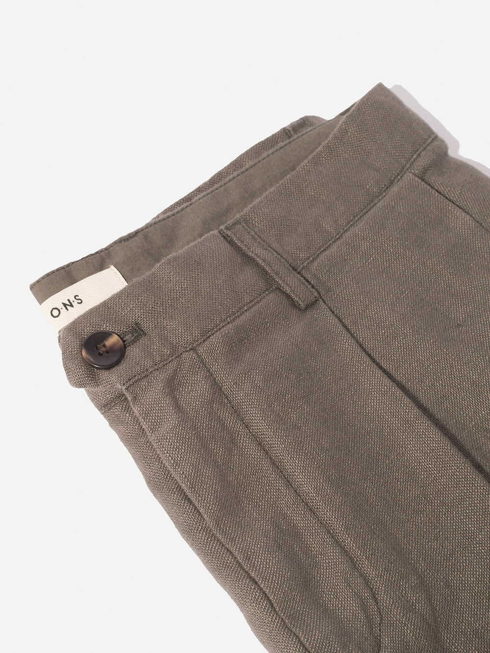 MODERN SHORT ONS CLOTHING OLIVE