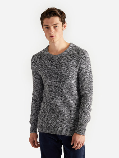 MARLED CREW NECK SWEATER
