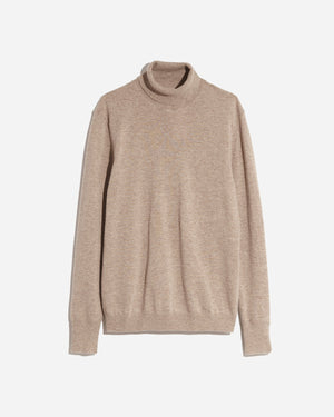 ons garage men's sweater lt-brown