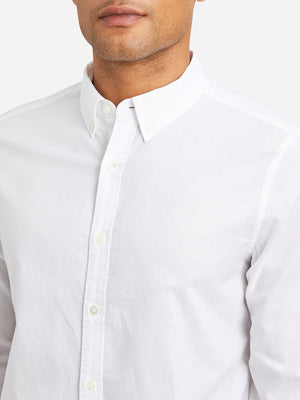 WHITE oxford shirt mens dress shirts fulton oxford shirt ons clothing