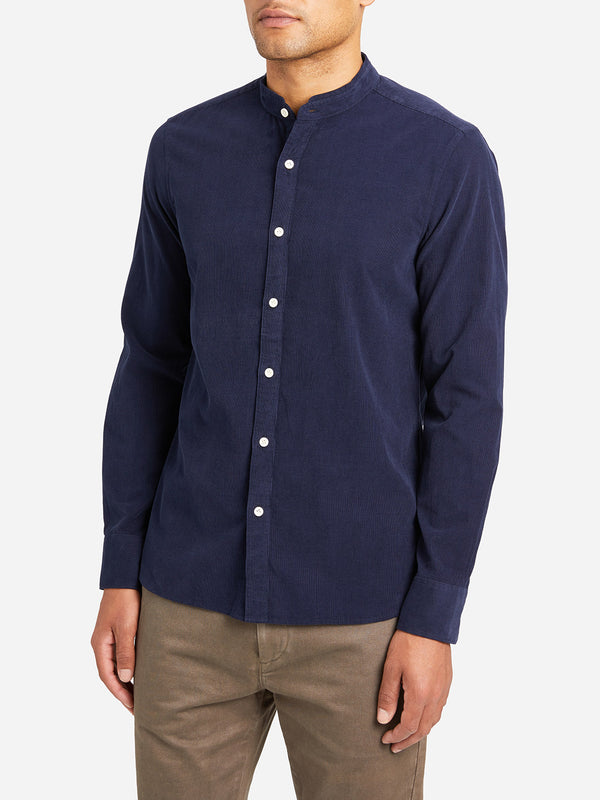 NAVY shirts for men aleks cord shirt ons clothing