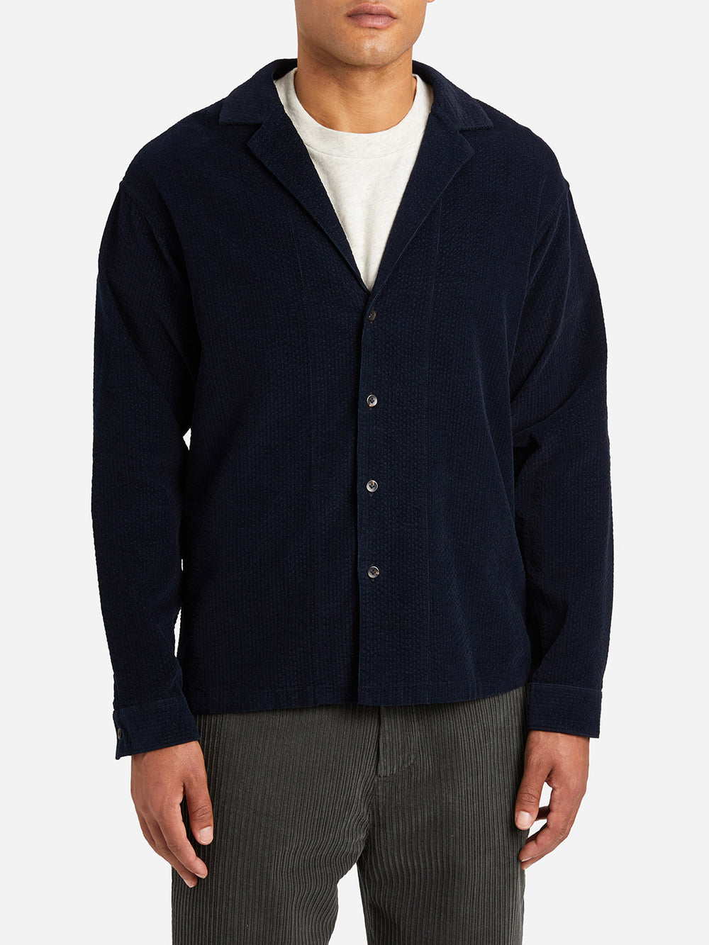 NAVY woven shirts for men connor woven shirt ons clothing