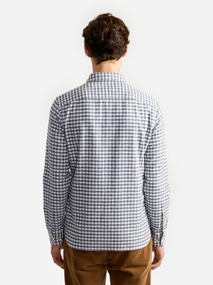 ons garage men's shirt white