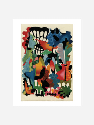JACOB VAN LOON SMALL UNFRAMED PRINTS