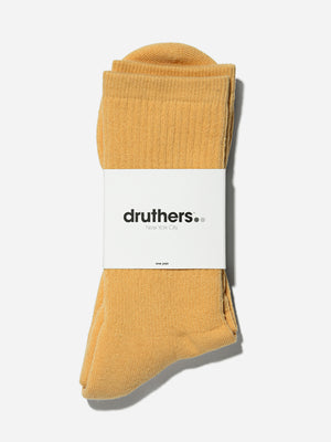 GRAPEFRUIT druthers socks for ons clothing