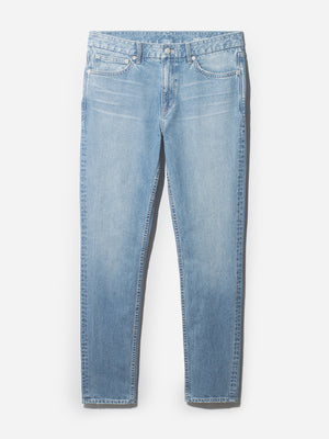 INDIGO DENIM HOUSTONS LIGHT WASH DENIM HERITAGE LINE