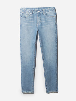 INDIGO DENIM RIVINGTONS LIGHT WASH DENIM