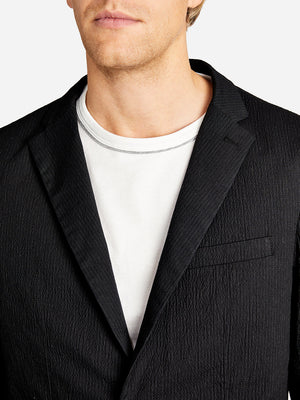 CONDUIT PACKABLE BLAZER JET BLACK GREY LABEL