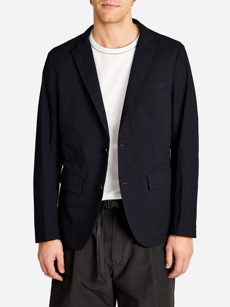 CONDUIT PACKABLE BLAZER NAVY GREY LABEL