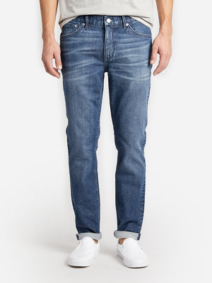 INDIGO DENIM RIVINGTONS MID WASH DANIM