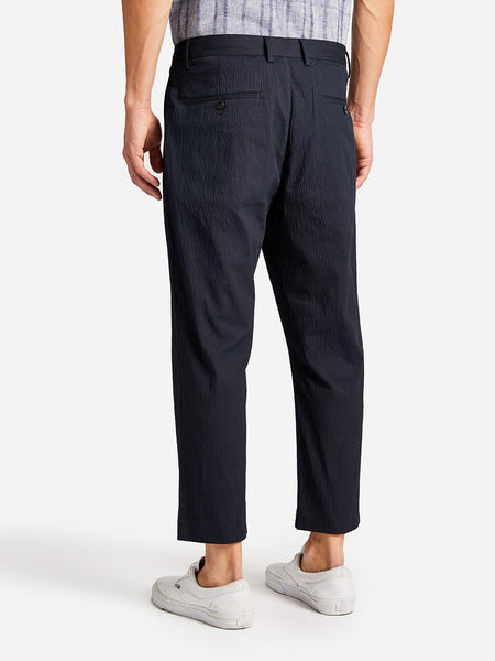 COUNDUIT PACKABLE PANT NAVY ONS CLOTHING