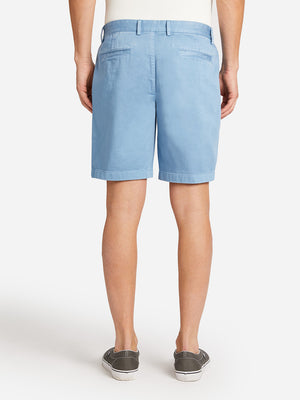 TWILL MODERN SHORT BLUE SHADOW ONS CLOTHING