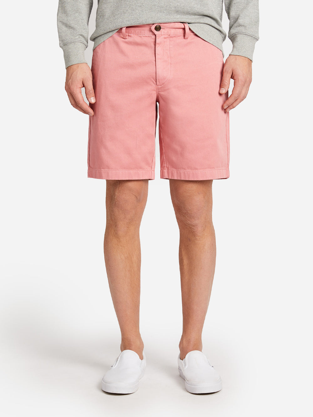TWILL MODERN SHORT DUSTY ROSE ONS CLOTHING