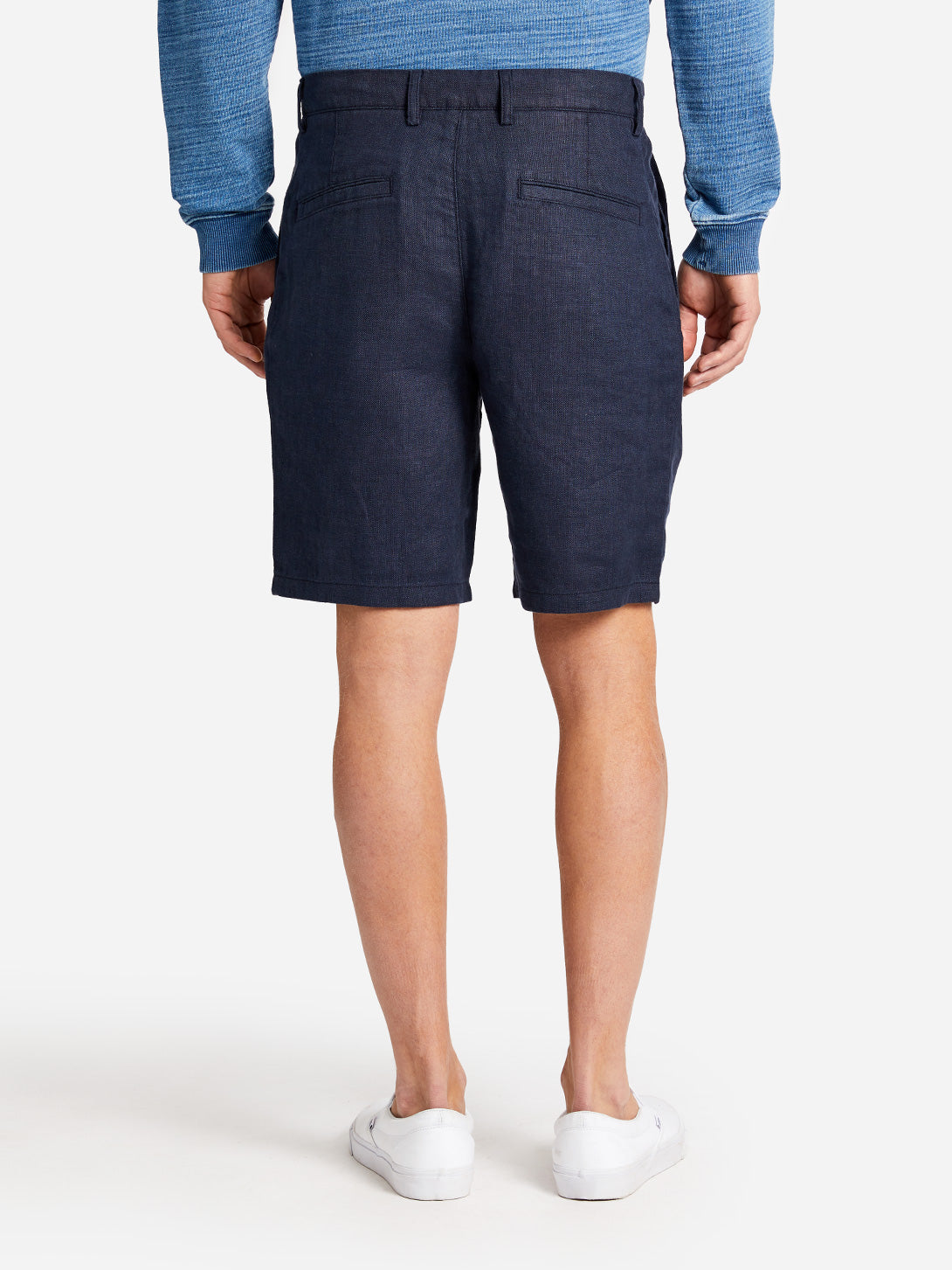 MODERN SHORT ONS CLOTHING NAVY