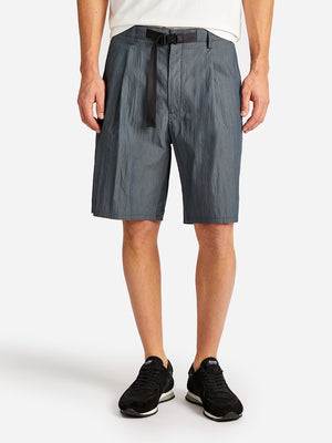 ACADIA SHORT SLATE ONS CLOTHING GREY LABEL