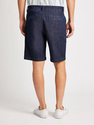 INSA SHORT INDIGO ONS CLOTHING GREY LABEL