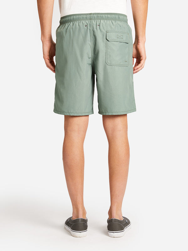BRIGHTON SWIM SHORT DK. OLIVE ONS CLOTHING