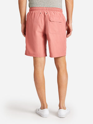 BRIGHTON SWIM SHORT DUSTY ROSE ONS CLOTHING