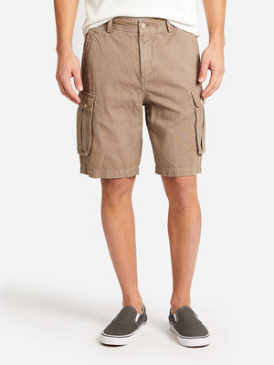 CARGO SHORT WALNUT ONS CLOTHING